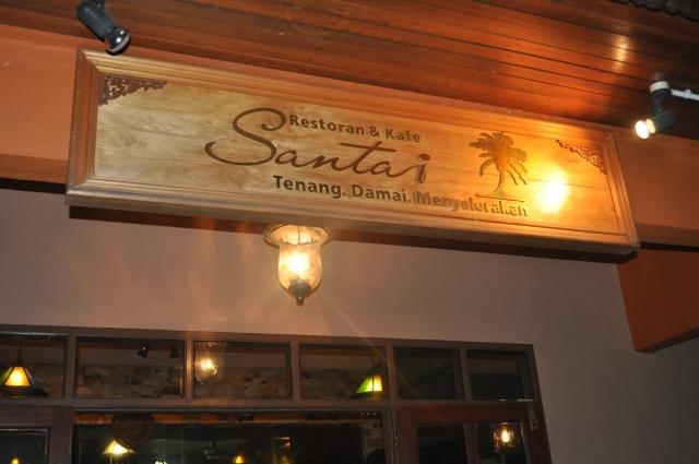 Santai Restoren & Cafe